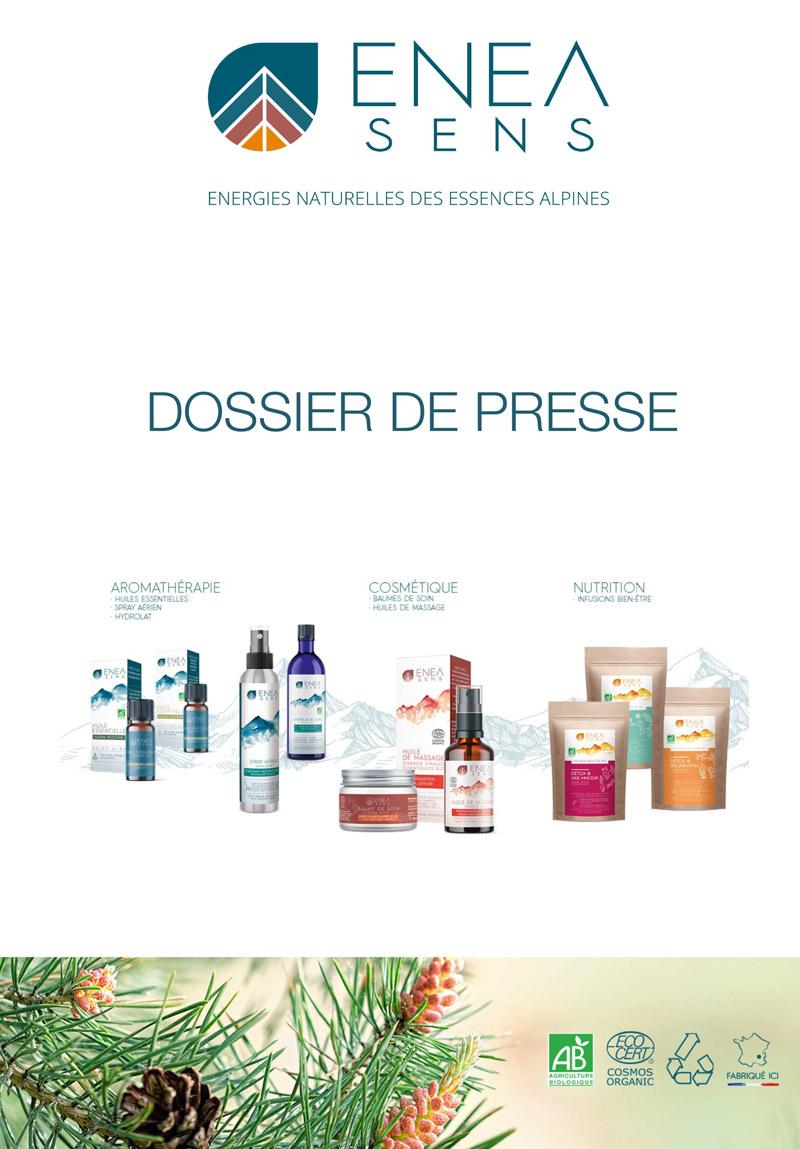 Dossier de presse Enea Sens